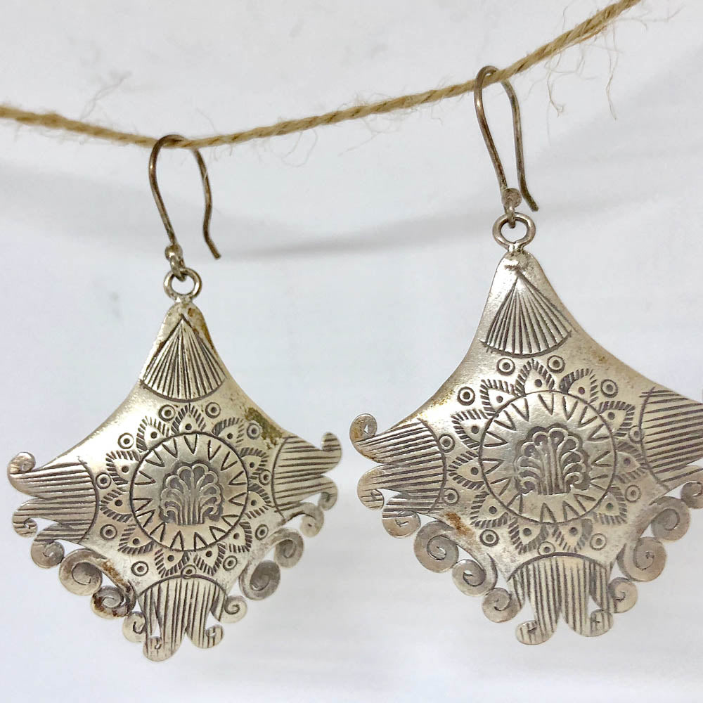 Gyspsie Goddess Party Drop Earrings