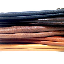 Wee Market Wallet cow hide