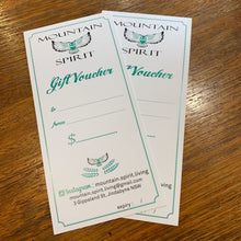 Gift Vouchers - From $50