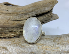Romance Moonstone ring Size 7