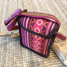 Organic Cotton and Ethical Leather Bag Nepal