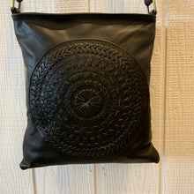 Mala leather Cow hide Bag