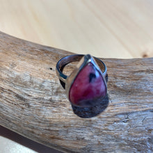 Rhodonite Ring size 9