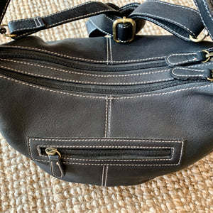 Stacey Cow hide leather Bag