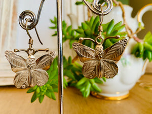 Butterfly hill tribe Earrings
