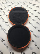 Orange OHM2GO Jewelry Travel Case