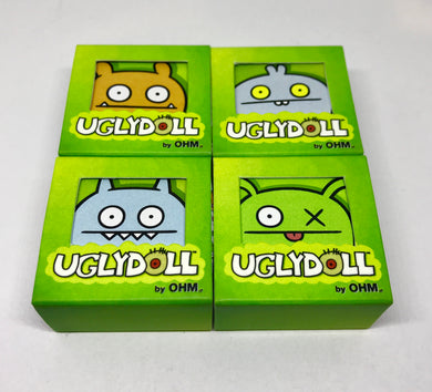 Uglydolls Complete Set of 4