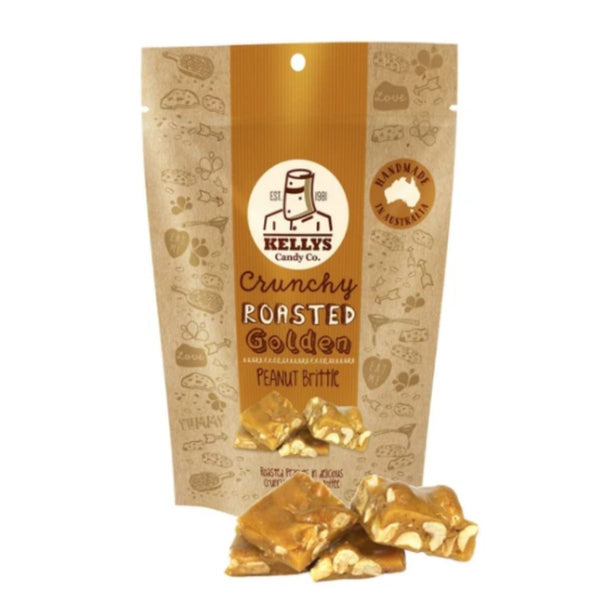 Kelly's Candy Co Peanut Brittle