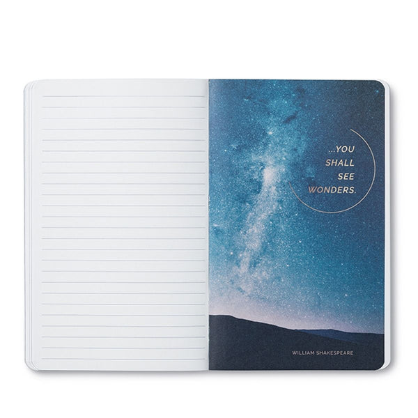 Look To The Stars Notebook or Journal