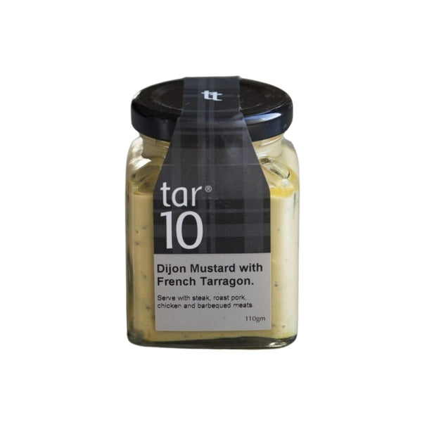 Tar10 Djon Mustard with French Tarragon