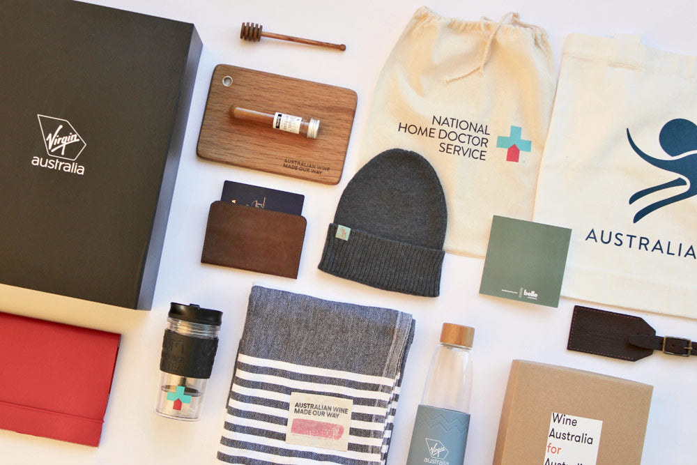 tailor made branded gifts from country culture