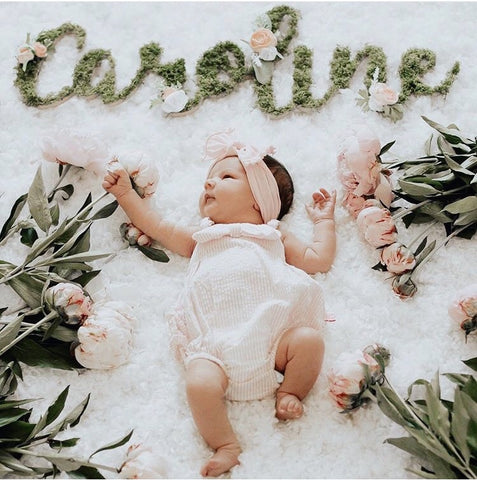 caroline newborn photo prop