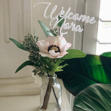 Personalized Mini Vase Arrangement