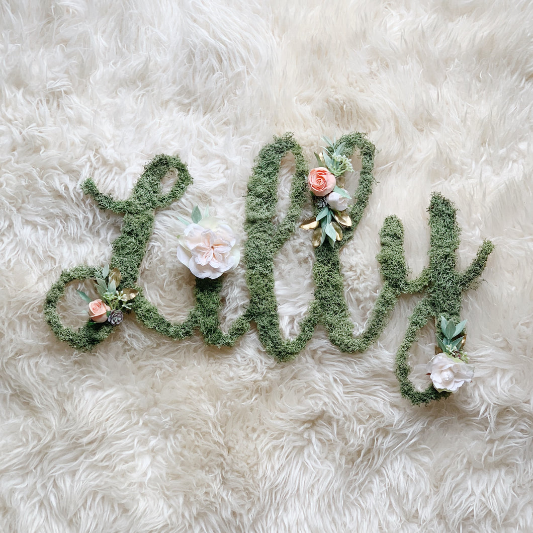 Lilly Sign