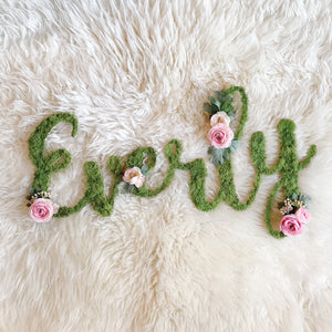Everly Sign