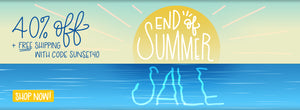 40% Off End of Summer Sale at Cool Gear