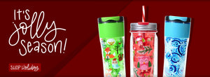 Holiday Drinkware at Cool Gear