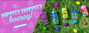 Easter Water Bottles, Cans, and Tumblers at Cool Gear