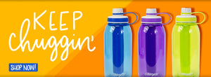 Shop Cool Gear Water Bottles to Stay Hydrated