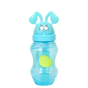 Cool Gear | 12.5 Oz Easter Bunny Cool Zooey Water Bottle in Pastel Blue