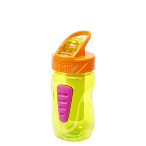 Lime Green / Orange Quorra 12 Oz Water Bottle at Cool Gear Kids,Water Bottles