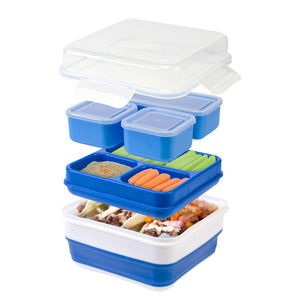 Expandable Bento Box at Cool Gear Food Containers
