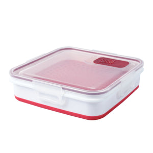 Expandable Steamer Food Container at Cool Gear Food Containers