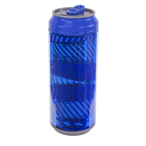 16oz coolgearcan in blues, greens, pinks, purples, oranges, reds, black and gray at Cool Gear