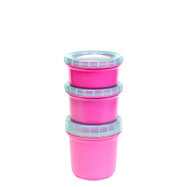 Snack Stacker Kids Travel Snack Container Cool Gear