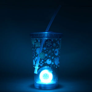 21 Oz Light Up Holiday Ornament Tumbler at Cool Gear Winter Holiday