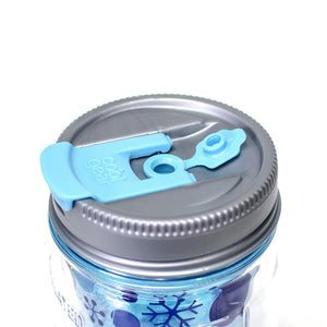 16 Oz Holiday Mason Jar at Cool Gear Winter Holiday
