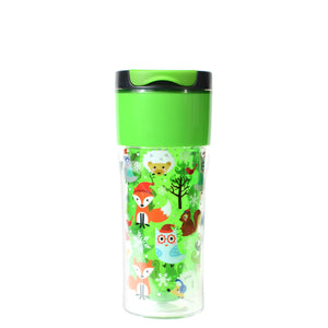 Forest Green / Holiday Woodland Creatures Gallery 14 Oz Holiday Coffee Mug at Cool Gear Winter Holiday