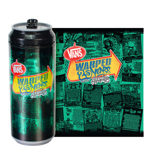 Cool Gear | 2019 Vans Warped Tour 16 Oz coolgearcan