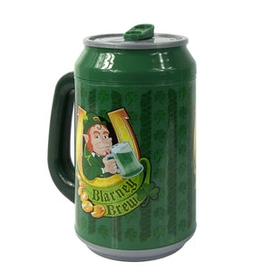 Blarney Brew 33 Oz St. Patrick's Days coolgearcan at Cool Gear St. Patrick's