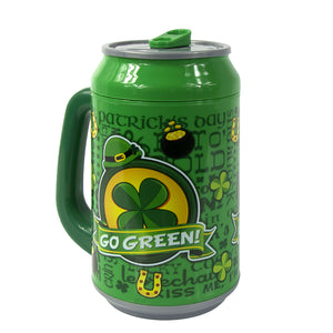 Go Green 33 Oz St. Patrick's Days coolgearcan at Cool Gear St. Patrick's