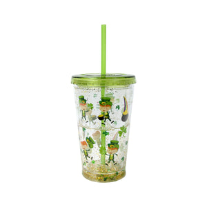Leprechauns 20 Oz St. Patrick's Day Sparkle Chiller at Cool Gear St. Patrick's