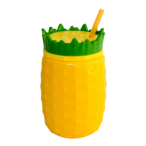 Yellow Pineapple 16 Oz Tumbler at Cool Gear Tumblers