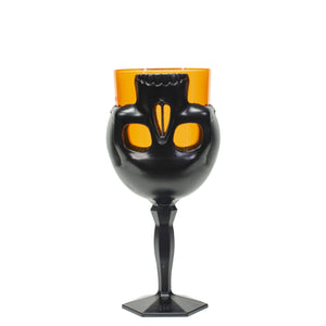 Orange 12 Oz Halloween Skull Goblet at Cool Gear Halloween