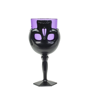 Purple 12 Oz Halloween Skull Goblet at Cool Gear Halloween