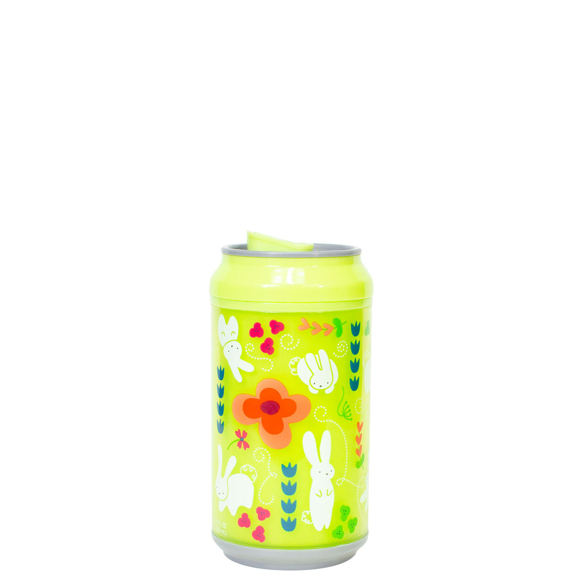 Cool Gear | 12 Oz Easter Coolgearcan in Pastel Green / Bunnies