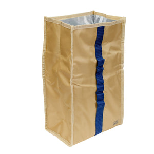 Brown Baggin It Insulated Lunch Bag at Cool Gear Lunch Bags