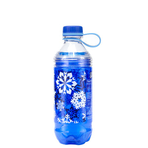 Dark Blue / Snow Splendor 20 Oz Single Wall Holiday coolgearpop at Cool Gear Winter Holiday