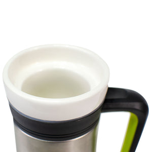 Kona Handle 12 Oz Travel Mug at Cool Gear Coffee Tea