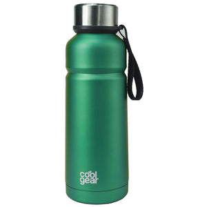 Teal Cayambe 18 Oz Double Wall Water Bottle at Cool Gear Water Bottles,Stainless Steel