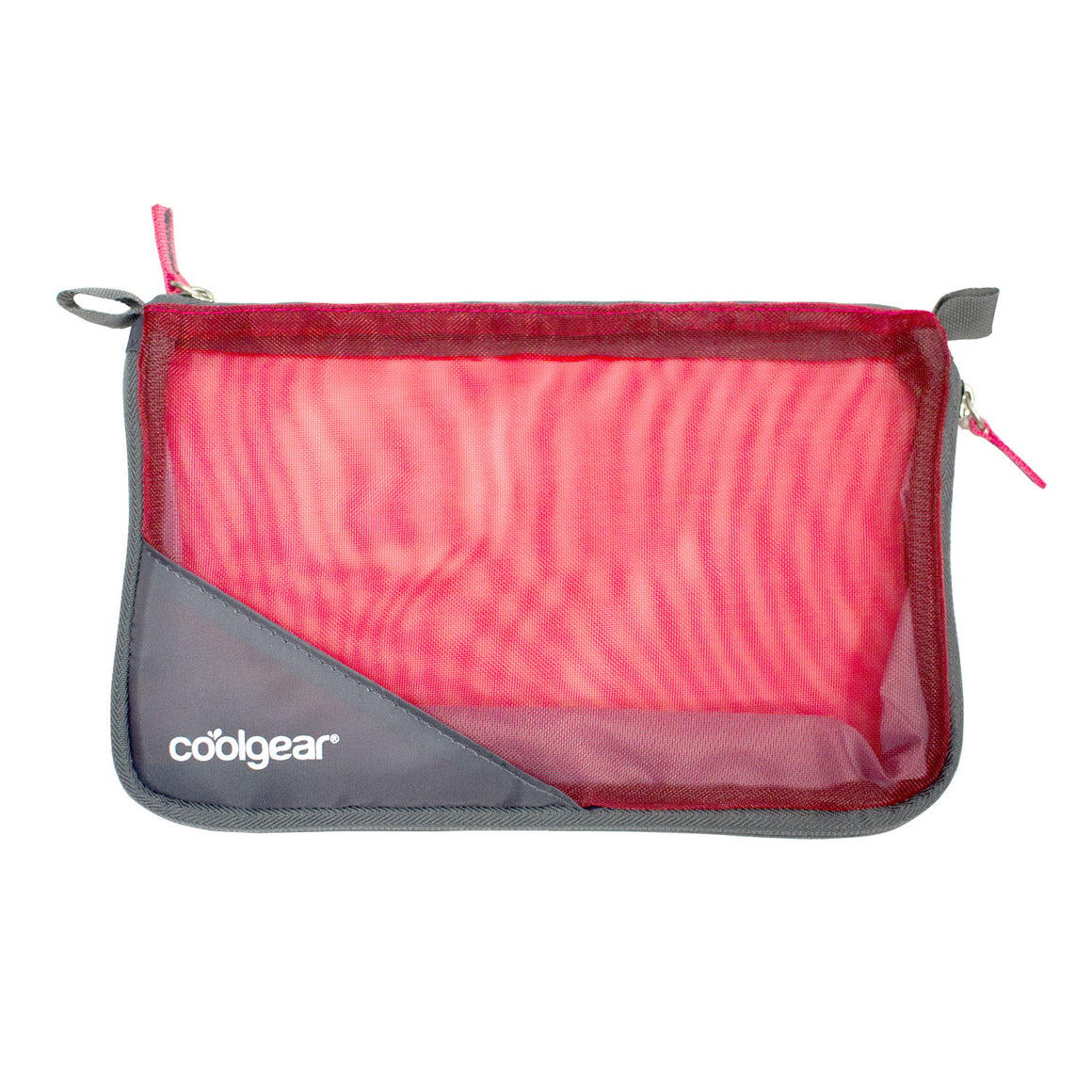 Coral Expandable Mesh Travel Bag at Cool Gear Travel Bags
