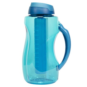 Light Blue Dual Wave 63 Oz Water Bottle at Cool Gear Water Bottles
