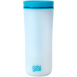 Aquamarine Sumatra 16 Oz Travel Mug at Cool Gear Coffee Tea,Travel Mugs