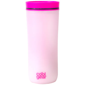 Pink Sumatra 16 Oz Travel Mug at Cool Gear Coffee Tea,Travel Mugs