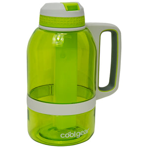 Lime Green System 64 Oz Water Bottle at Cool Gear Water Bottles