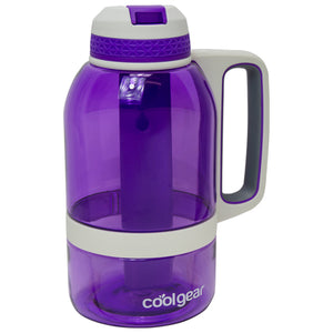 Purple System 64 Oz Water Bottle at Cool Gear Water Bottles